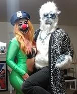 Dr. Rockso & Yeta Van Fleet Homemade Costume