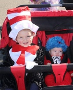 Dr. Seuss Cuties Costume