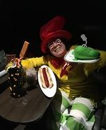 Dr. Seuss Sam I am Homemade Costume