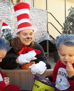 Dr Suess gang! Costume
