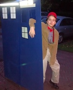 Dr Who Homemade Costume