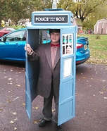 Dr. Who Homemade Costume