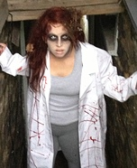 Dr. Zombie Homemade Costume