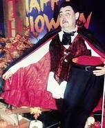Dracula Cut in Half Homemade Costume
