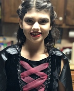 Dracula's Daughter Homemade Costume
