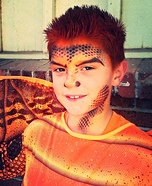 Dragon Homemade Costume
