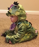 Dragon Baby Halloween Costume