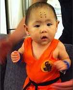 Dragon Ball Baby Costume