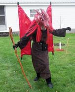 Dragonlance Draconian Magic User Homemade Costume