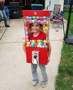 Dubble Bubble Homemade Costume
