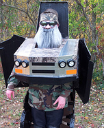Duck Dynasty Truck Homemade Costume