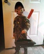 Duck Hunter Costume