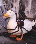 Ducksylvania Homemade Costume