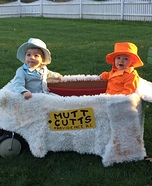 Dumb and Dumber Homemade Costume