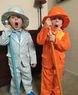 Dumb and Dumber Homemade Costumes