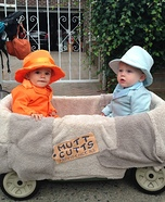 Dumb & Dumber Homemade Costume