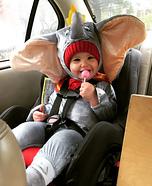 Dumbo Baby Costume