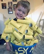 Easy Mac Homemade Costume