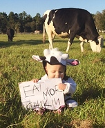 Eat Mor Chikin Costume