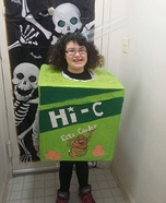 Ecto Cooler Homemade Costume