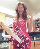 Eddie Van Halen Homemade Costume