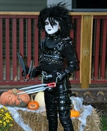 Edward Homemade Costume