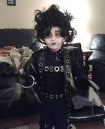 Edward Scissor Hands Homemade Costume