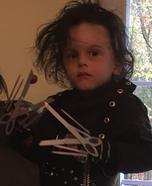 Edward Scissor Hands Baby Boy Homemade Costume