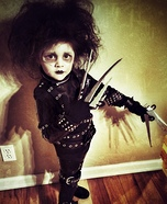Edward Scissorhands Costume for Boys