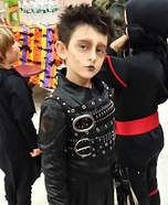 Edward Scissorhands Costume Ideas for Boys