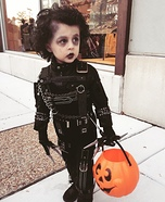 Edward Scissorhands Toddler Costume