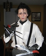 Coolest Edward Scissorhands Costume