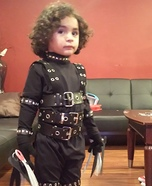 Creative Edward Scissorhands Costume