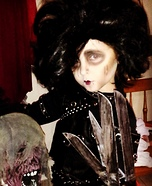 Edward Scissorhands Girl Costume