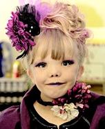Girl's Effie Trinket Costume