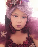 Effie Trinket Homemade Costume