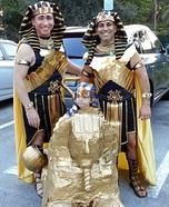 Egyptian Prince Homemade Costume