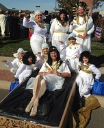 Egyptians Group Costume