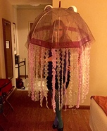 Electric Jellyfish Homemade Costume
