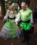 Elizabethan Ravers DIY Couple Costume