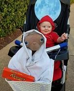 Elliot from E. T. Homemade Costume