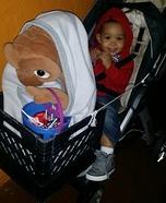 Elliot & E.T. Homemade Costume