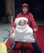Elliott and ET Costume