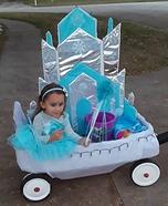 Elsa Homemade Costume
