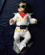 Elvis Baby Costume DIY