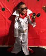 Elvis Homemade Costume