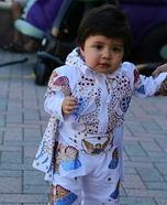 Elvis Baby Homemade Costume