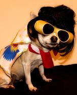 Elvis Dogs Costume