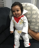 Elvis Lives Costume