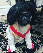 Elvis Pugsley Homemade Costume